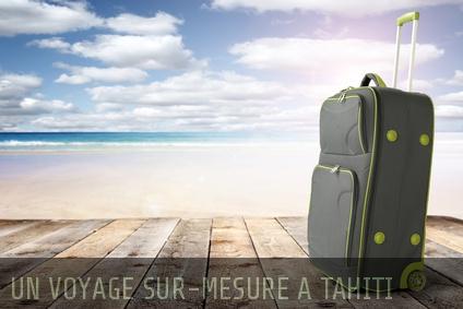 Un voyage personnalisé sur l'île de Tahiti